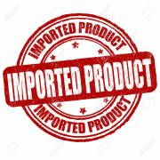 Imported Product Range