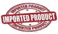 Imported Product Range